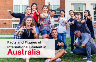 Facts and Figures of International Student in Australia