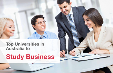 Top universities in australia to study business