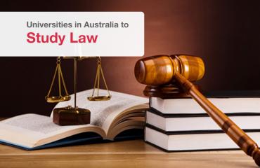 Universities in Australia to Study Law