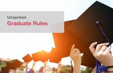 Unspoken Graduate Rules