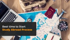 Best time to start study abroad process